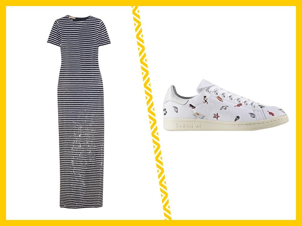 06_abito lungo e sneakers