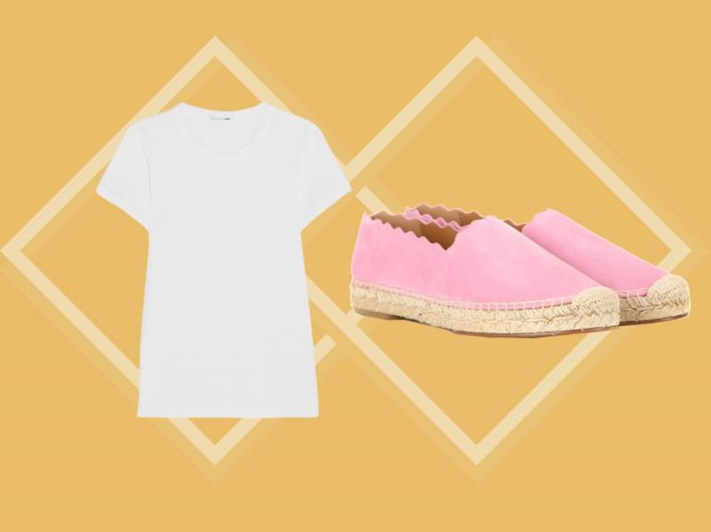 T shirt bianca: come abbinarla in 8 outfit Grazia.it