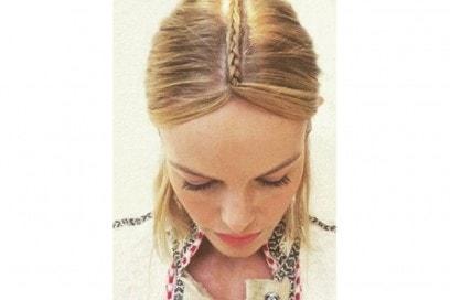 trecce parting plaits e unicorn braids