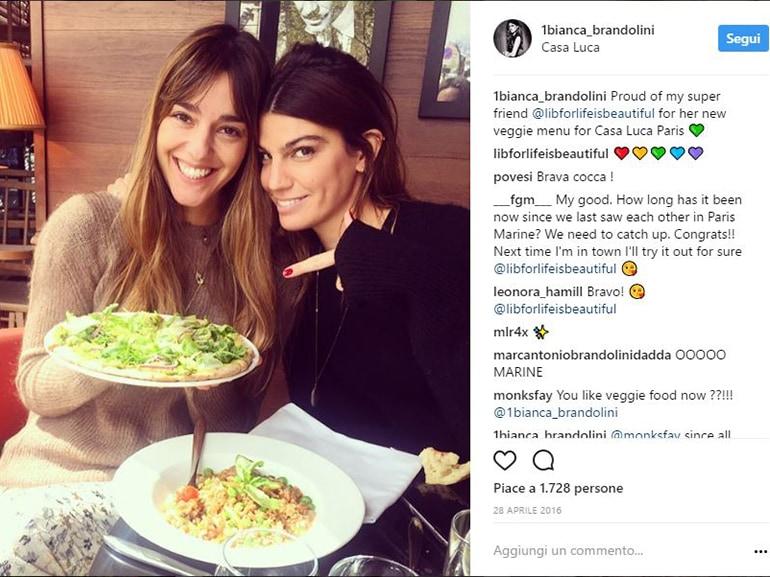Bianca-Brandolini-d'Adda-gusti-curiosita-passioni-modella-attrice-italobrasiliana-socialite-cibo-alimentazione