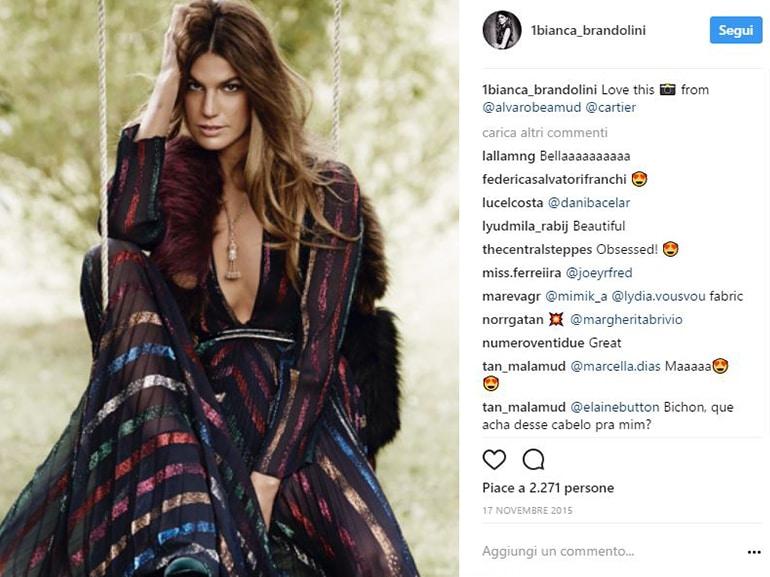 Bianca-Brandolini-d'Adda-gusti-curiosita-passioni-modella-attrice-italobrasiliana-socialite-modella-attrice-designer