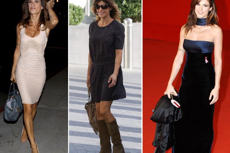 Elisabetta Canalis: com'è cambiato il suo stile negli anni