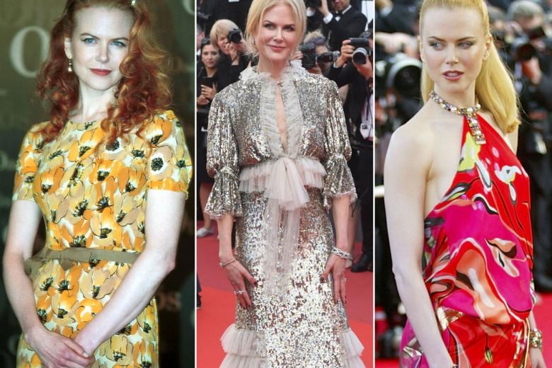 Nicole Kidman compie 50 anni: il suo stile dagli esordi a oggi