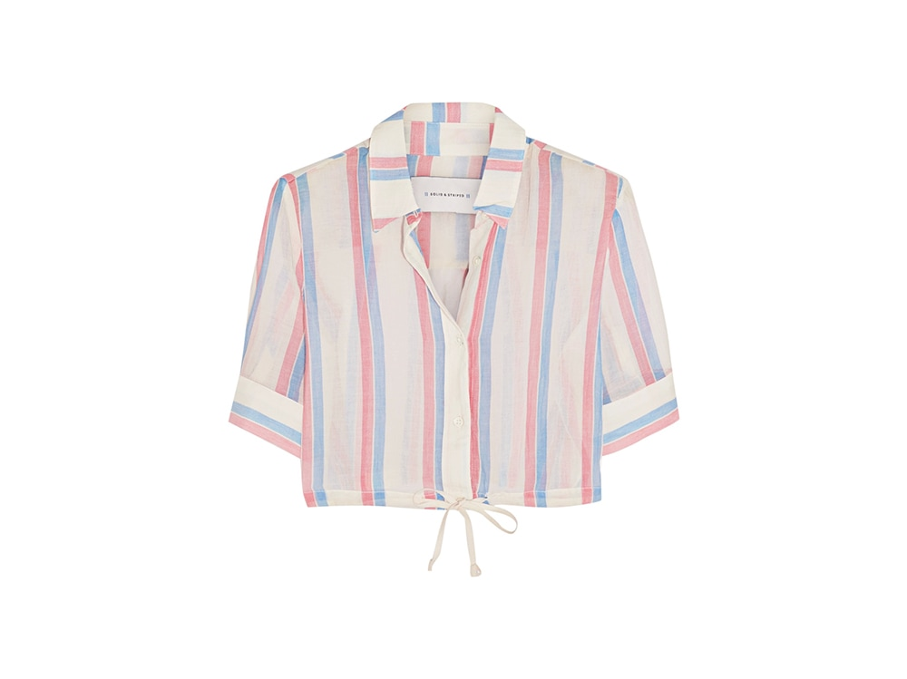 Camicetta Solid&Striped_The Outnet