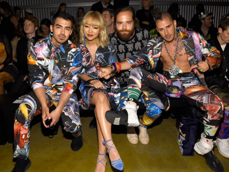 DNCE—Joe-Jonas;-JinJoo-Lee;-Jack-Lawless;-Cole-Whittle