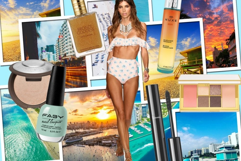 Miami Beauty Look: i prodotti must per le vostre vacanze in Florida