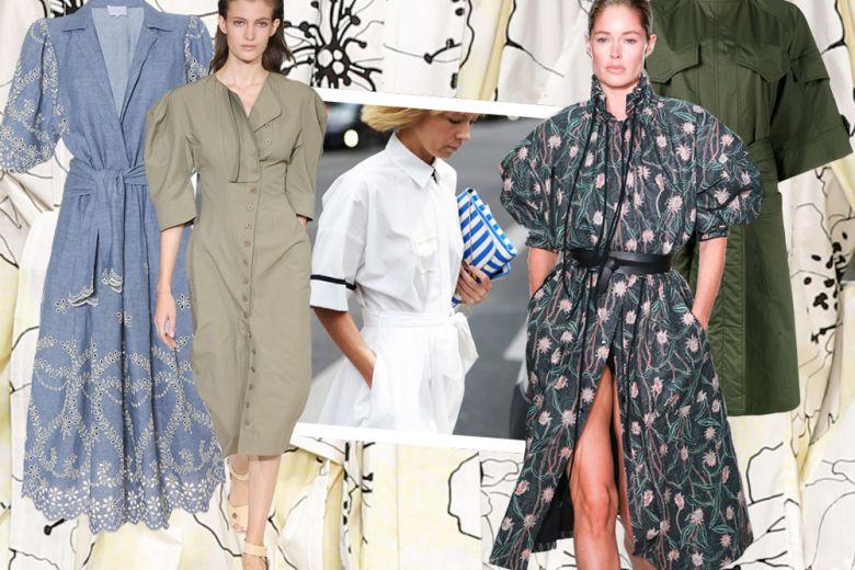 Vestiti chemisier: la soluzione per il dress code da ufficio in estate