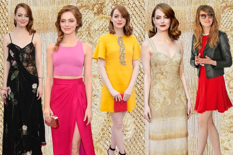 Emma Stone: i look più belli dell'attrice