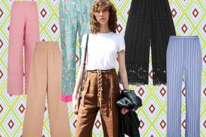 Pantaloni: i modelli must dell'estate 2017