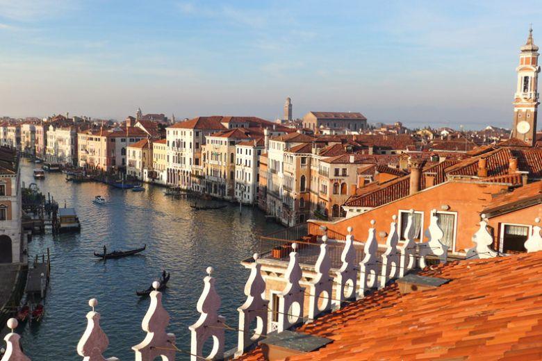 I 10 luoghi più romantici di Venezia