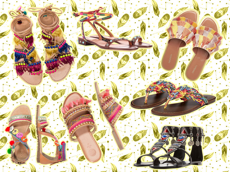Summer shoes: i sandali