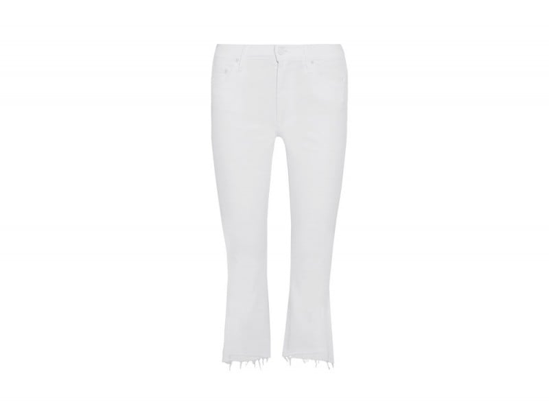 MOTHER-jeans-bianco