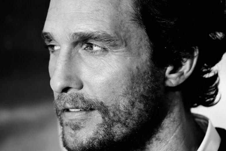 Matthew McConaughey: Non mi serve più essere bello