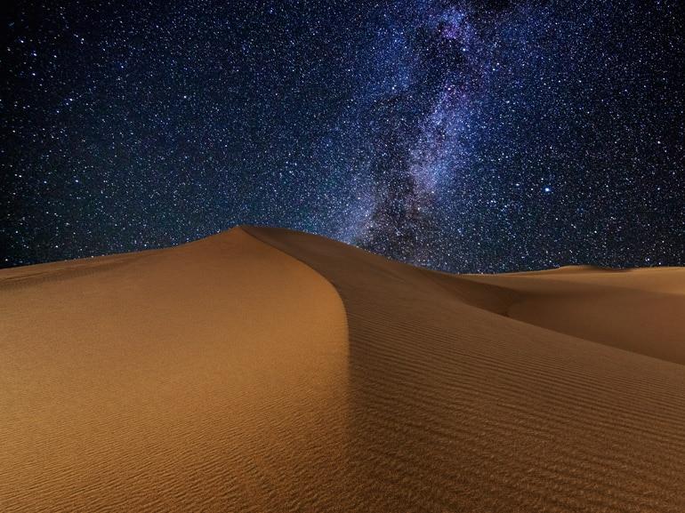 Mhamid-Morocco