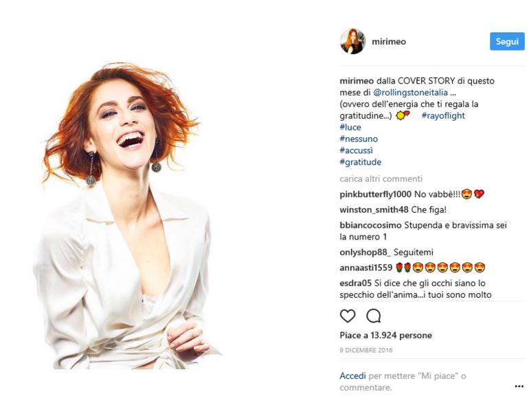 Miriam Leone curiosita famiglia passioni film vita privata carriera miss italia amori love story