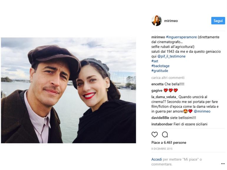 Miriam Leone curiosita famiglia vita passioni film carriera miss italia amori love story