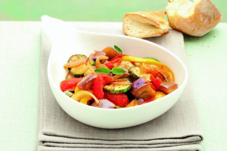 Ratatouille di verdure