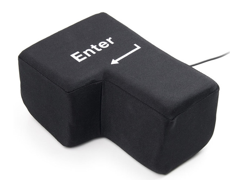 Tasto Enter antistress