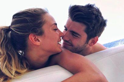 Alice Campello è incinta, Alvaro Morata diventa papà