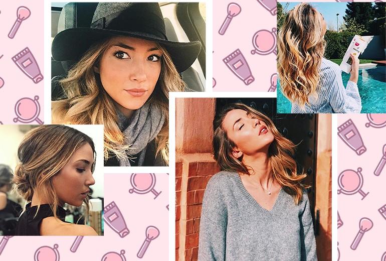 Alice Campello trucco e capelli: i suoi migliori beauty look