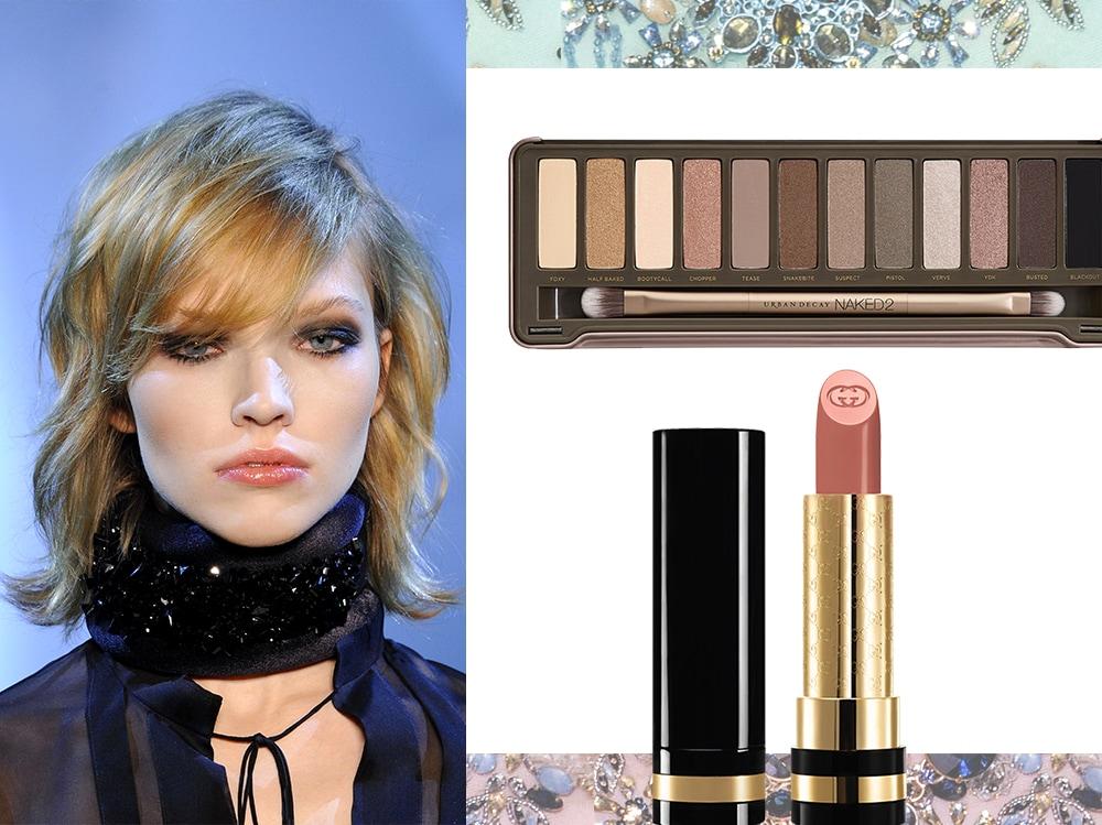 beauty look da sera make up trucco intenso elegante (1)