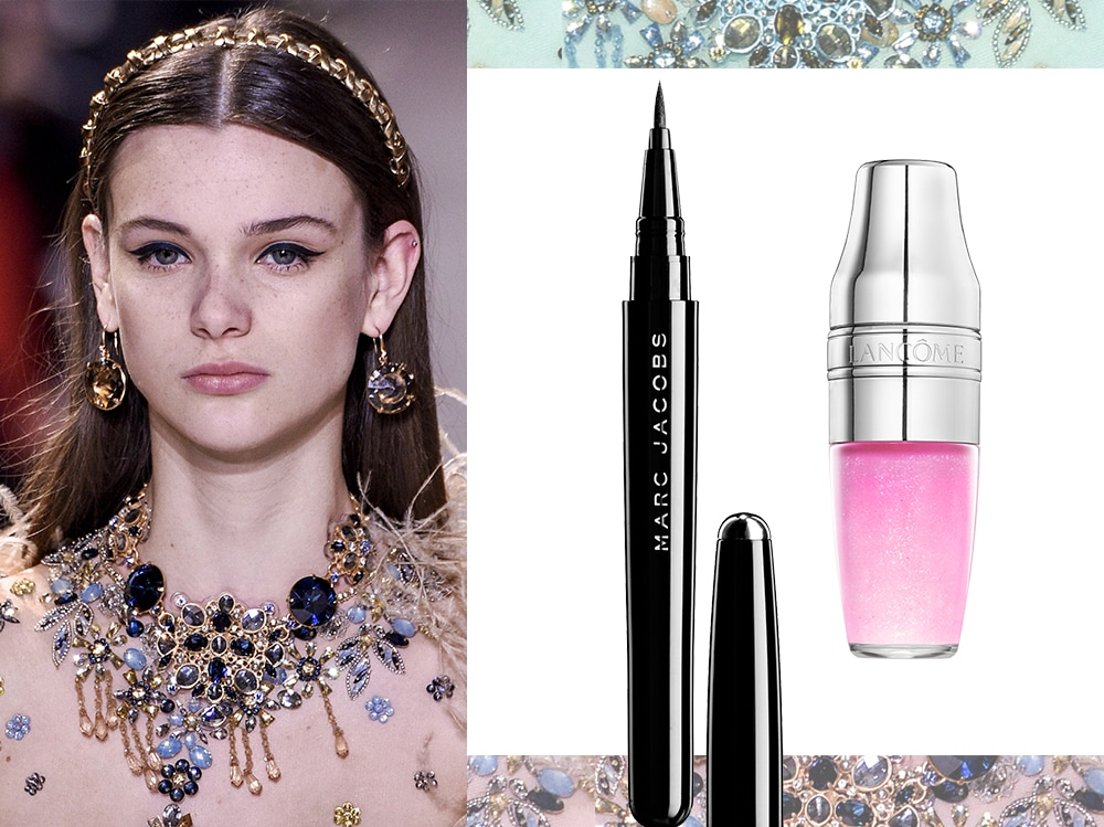 beauty look da sera make up trucco intenso elegante (2)
