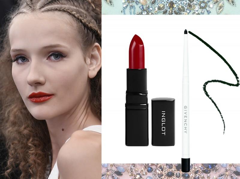 beauty look da sera make up trucco intenso elegante (5)