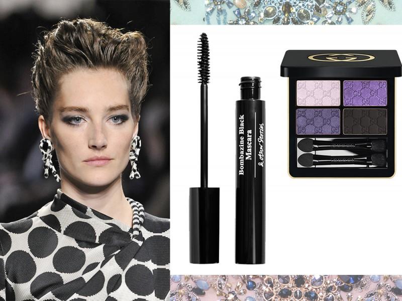 beauty look da sera make up trucco intenso elegante (6)