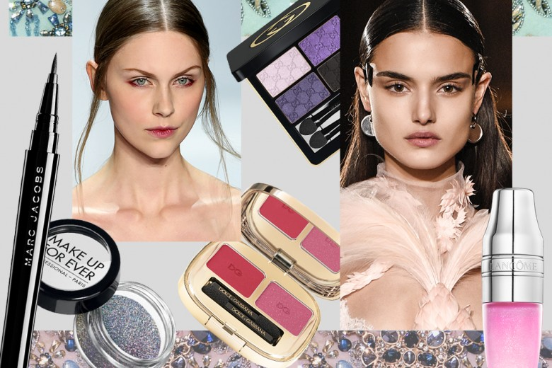 Trucco da sera elegante: i make up e beauty look da copiare