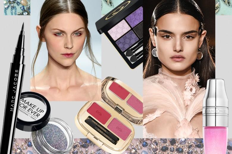Trucco da sera elegante: i make up e beauty look da copiare