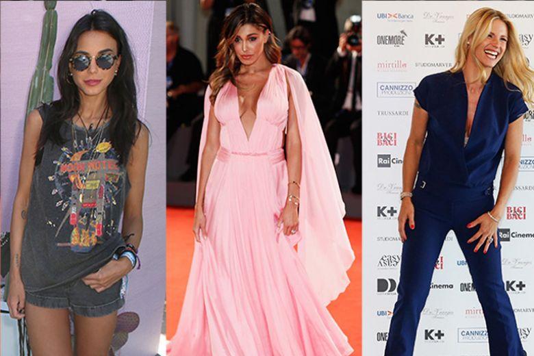 L'altezza delle star italiane, quanto sono alte cantanti, attrici e showgirl