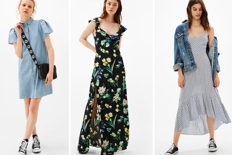 Bershka: i vestiti per l'estate 2017