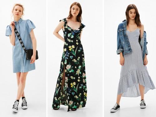 Bershka  i vestiti per l estate 2017 cb0ecee7ba2