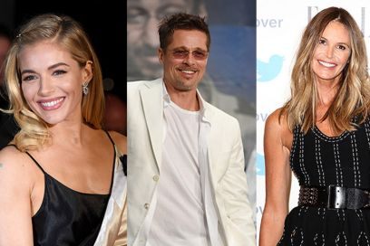 Elle Macpherson o Sienna Miller: con chi sta davvero Brad Pitt?