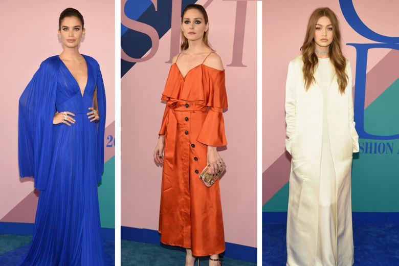 CFDA Awards 2017: gli abiti delle star sul red carpet