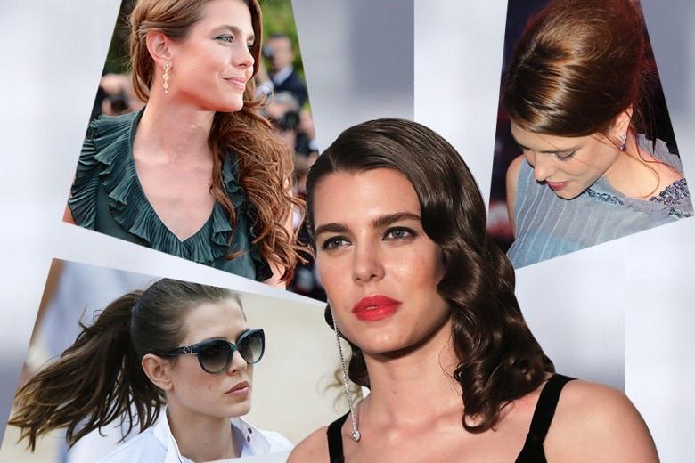 Charlotte Casiraghi capelli: evoluzione del look, nuovo taglio ed hair style