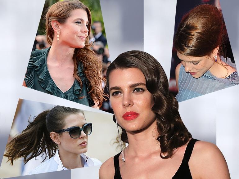 charlotte casiraghi capelli collage_mobile