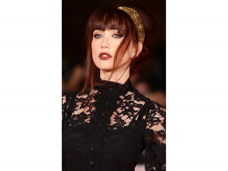 chiara francini trucco capelli beauty look getty (13)