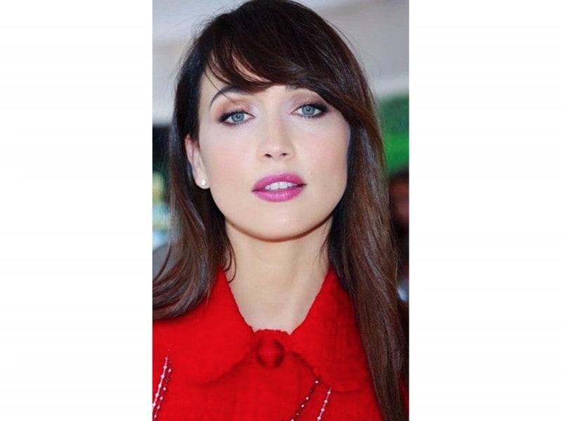 chiara francini trucco capelli beauty look instagram (1)