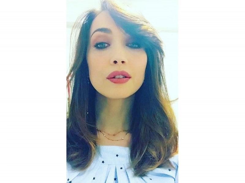 chiara francini trucco capelli beauty look instagram (2)