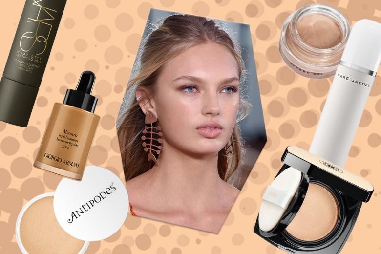 Base viso: i consigli per un make up resistente al caldo