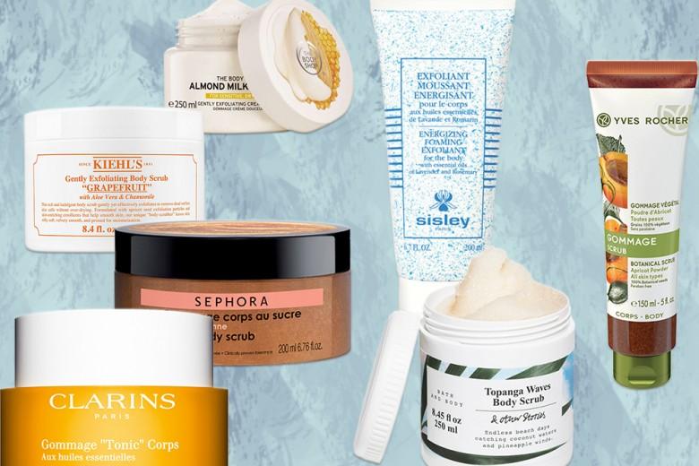 10 scrub corpo per una pelle senza imperfezioni