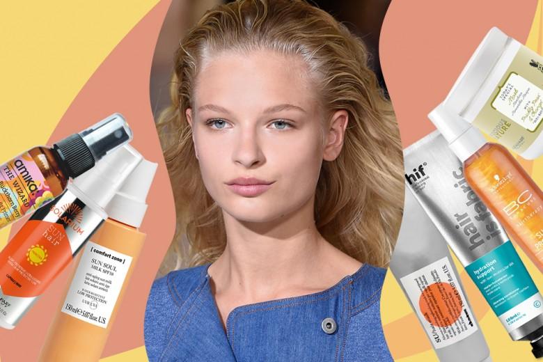 Come prendersi cura dei capelli in estate: la hair routine al sole