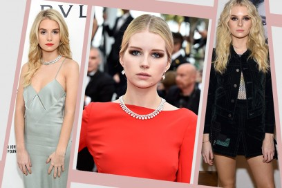 Lottie Moss: i suoi migliori make up look