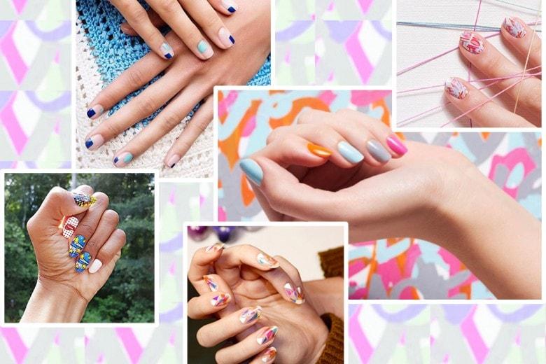Unghie estive colorate: la tendenza pop da copiare