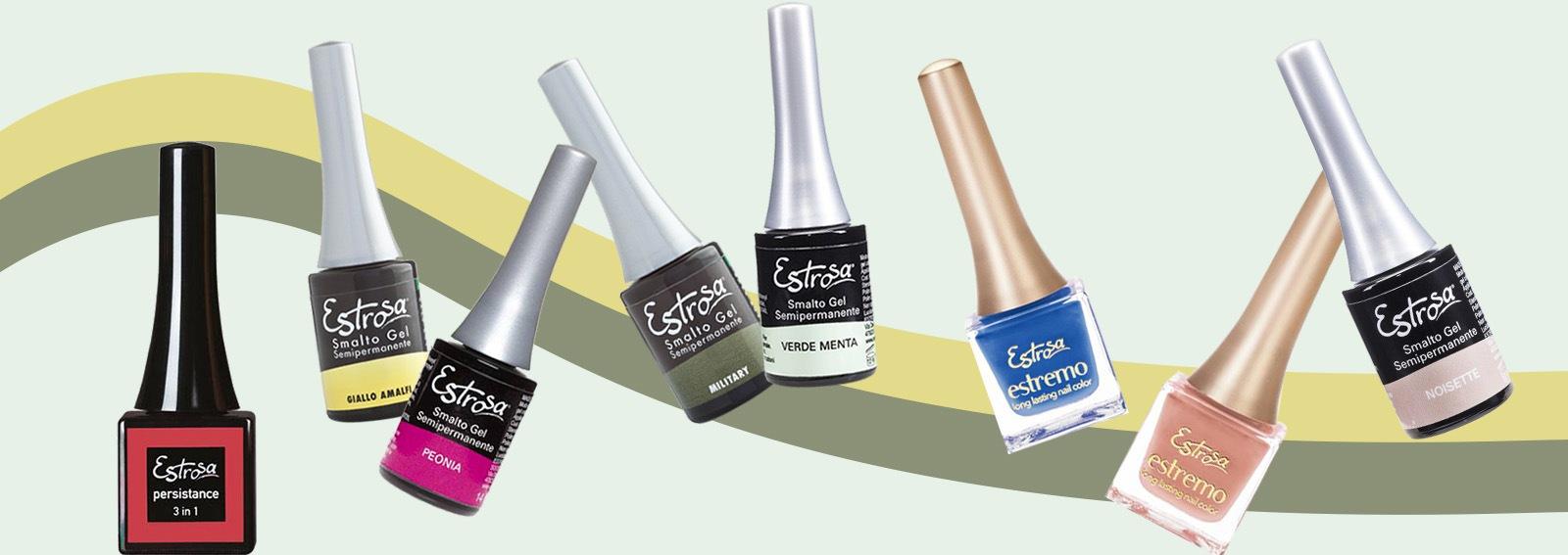 Smalti estrosa: i colori must-have