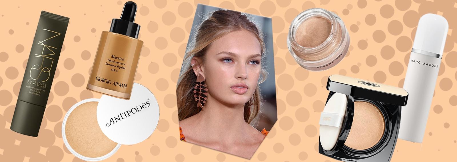 Base viso estiva: i consigli per un make up resistente al caldo