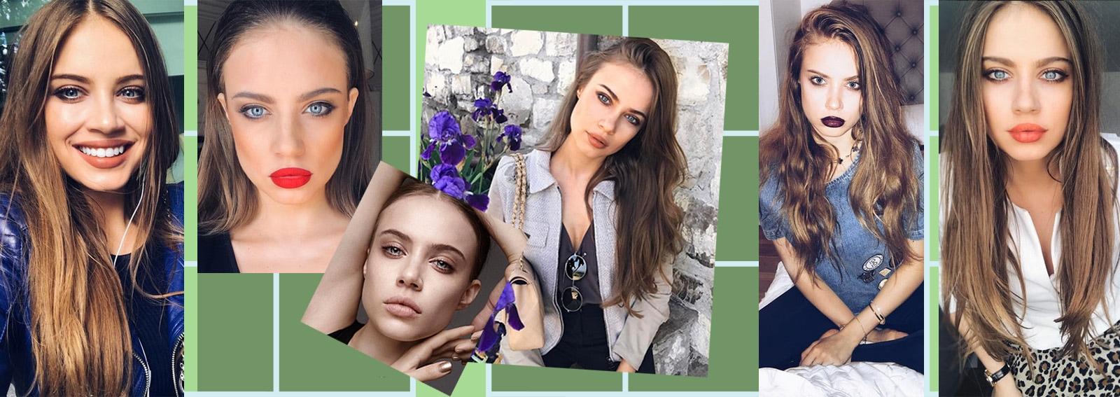 Xenia Tchoumitcheva make up: i migliori beauty look