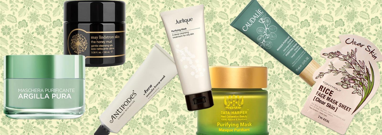 Le migliori maschere purificanti: i prodotti top da provare