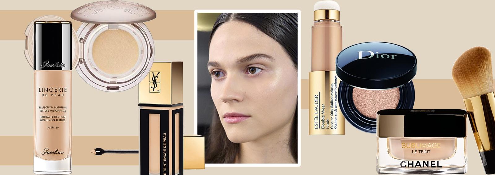 Fondotinta effetto naturale per un make up nude look